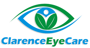 Eye Care Logo Clarence